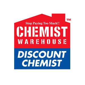 DU'IT Chemist Warehouse logo