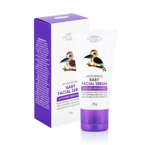 DU'IT Baby Facial Serum product on white background